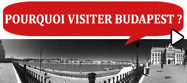 pourquoi visiter budapest