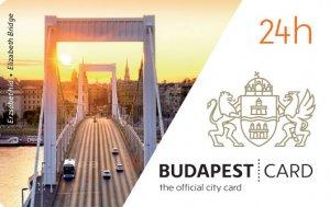 Budapest Card 24 pour visite Budapest