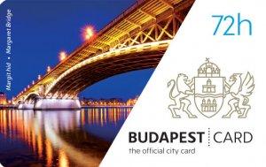Budapest Card 72h pour visite Budapest