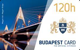 Budapest Card 120h