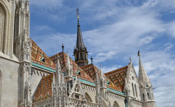 L'Eglise Matthias Budapest