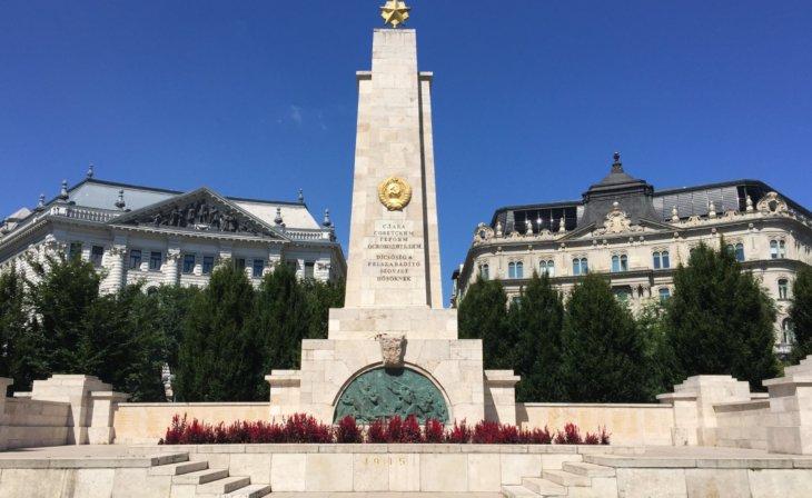 Place de la Libertée (Szabadsag tér) Budapest
