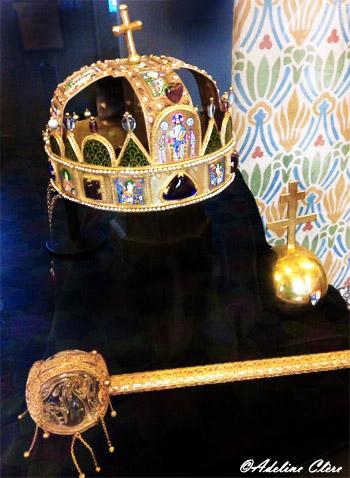 La couronne Hongroise