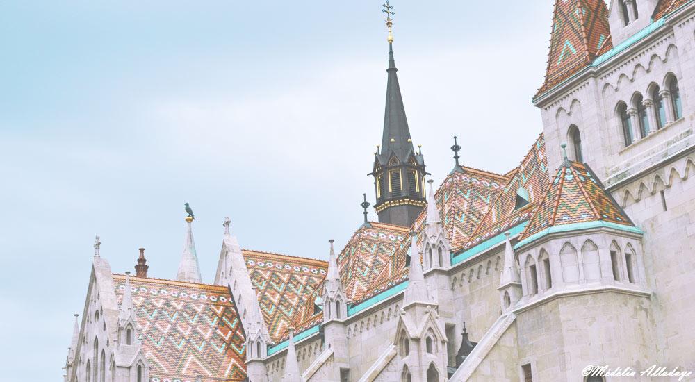 L'église Matthias Budapest