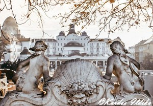 Immeuble à Budapest