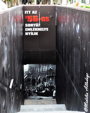 Musée 1956 à Budapest