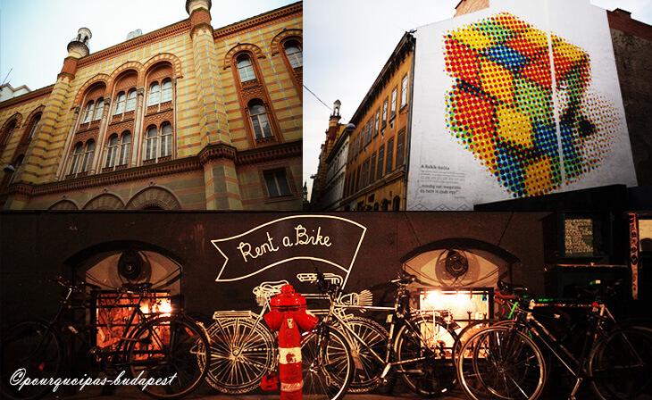 Quartier Juif Budapest