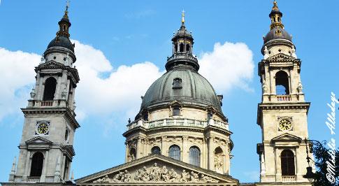 La Basilique Saint Etienne à Budapest