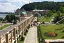 Jardin du bazar côté parc à budapest