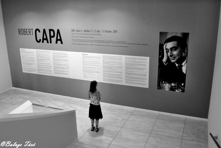 Musée Capa à Budapest