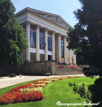 Musée National Hongrois Budapest