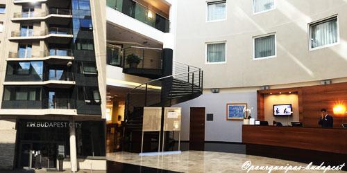 NH Hotel à Budapest centre