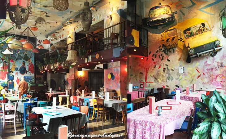 Bar ruin Szatyor Budapest