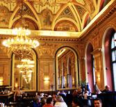 Alexandra Bookcafé Budapest