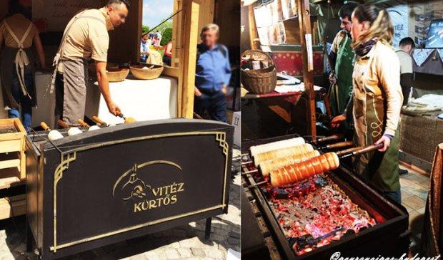 Vitéz kürtöskalàcs à Budapest