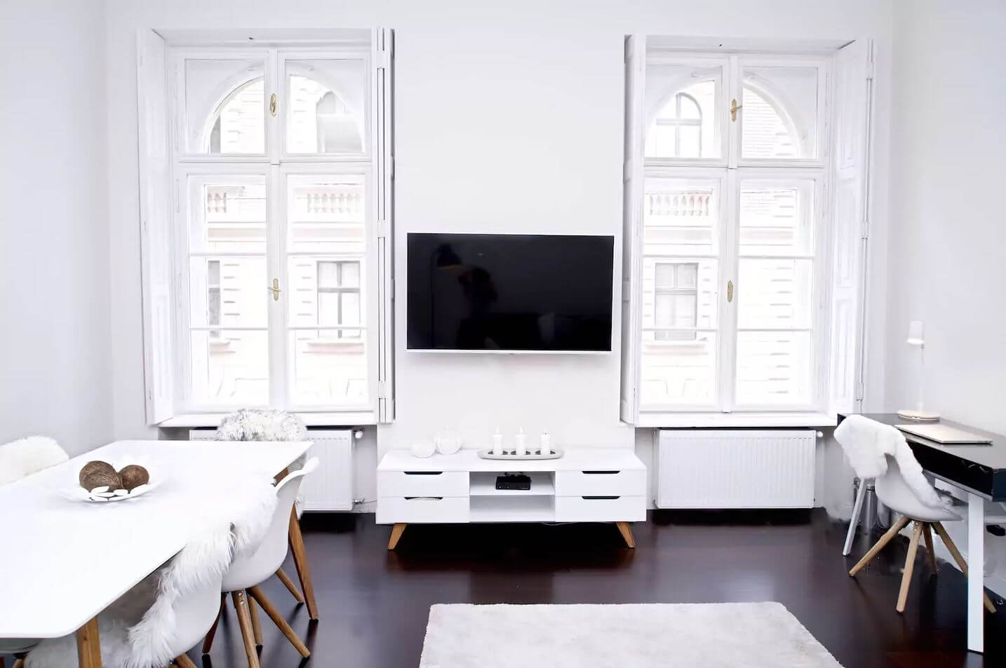 Location appartement à Budapest
