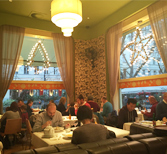 restaurant Menza à Budapest