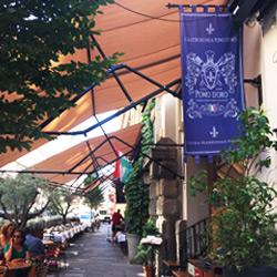 Restaurant Pomo d'Oro Budapest