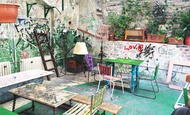 Ruin bar Szimpla Budapest