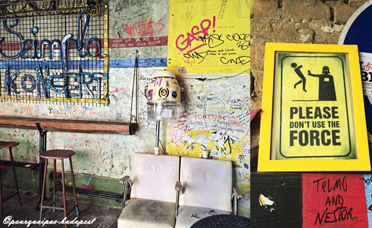 Szimpla Kert Budapest Pub Ruin