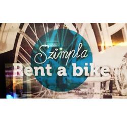 Szimpla Location Vélo à Budapest