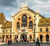 Vasarcsarnok à Budapest
