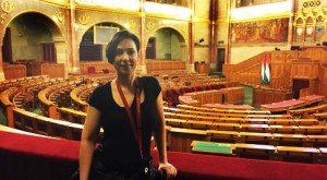 Visite Parlement Budapest