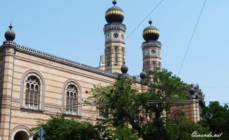 Grande Synagogue à Budapest