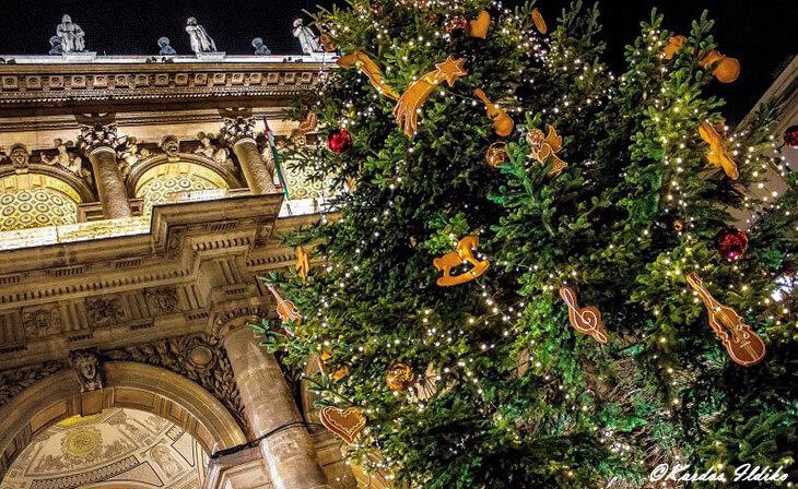 Noël à Budapest