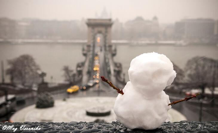 Activités en hiver à Budapest
