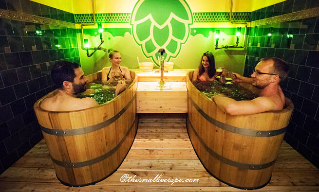 Széchényi Spa- Beer spa