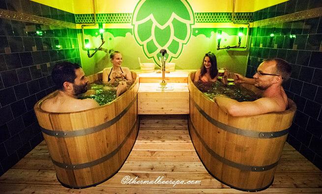Széchényi Spa- Beer spa