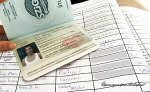 Sziget passeport