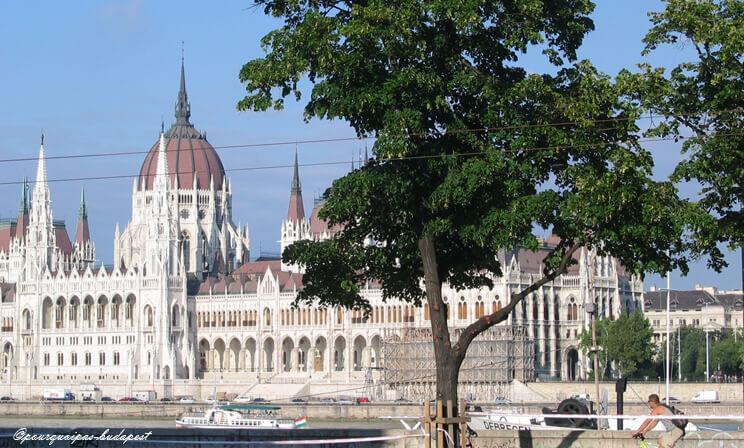 Été à Budapest