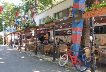 Steg Pub Budapest Margitsziget