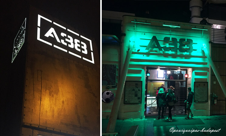 Sortie nuit à Budapest Bateau A38