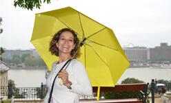Avis sur Budapest par Julie