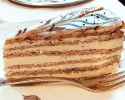 Eszterhazy torta