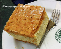 Gâteau Krémes