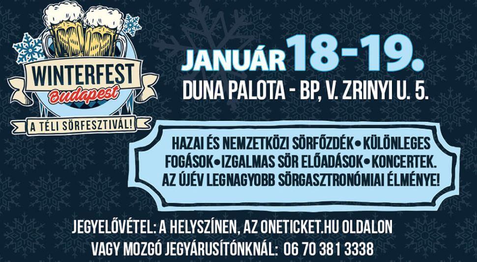 Winterfest Budapest 2019