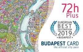 Budapest Card 72h Plus