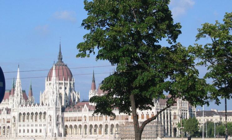 Budapest Aout