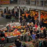 Marché Budapest - Fény utcai piac