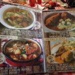 Menu - Restaurant Kisharang