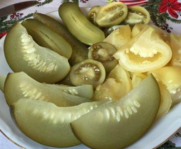 Savanyusàg - pickels